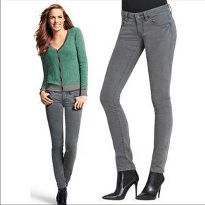 CAbi Grey Skinny Jeans